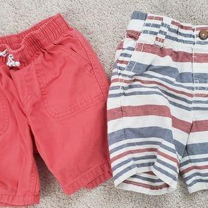 Nautica, TOMMY Bahama 3t Shorts lot